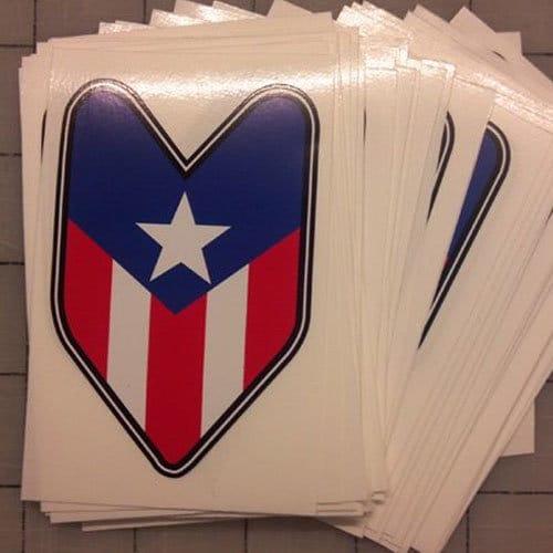Custom stickers printing in york pa by elephat printing