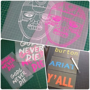 One Color Heat Transfer Vinyl