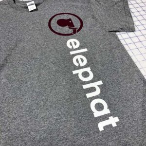 elephat flock shirt