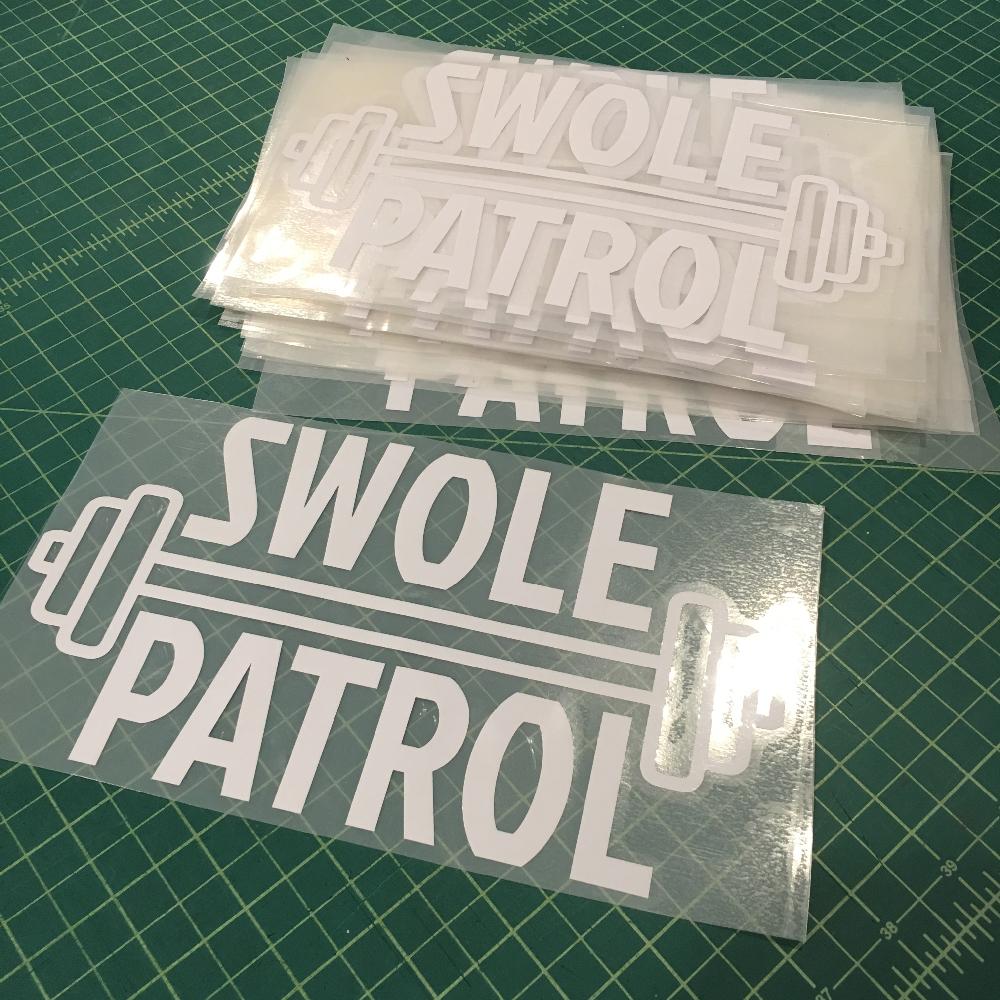 swole patrol transfer