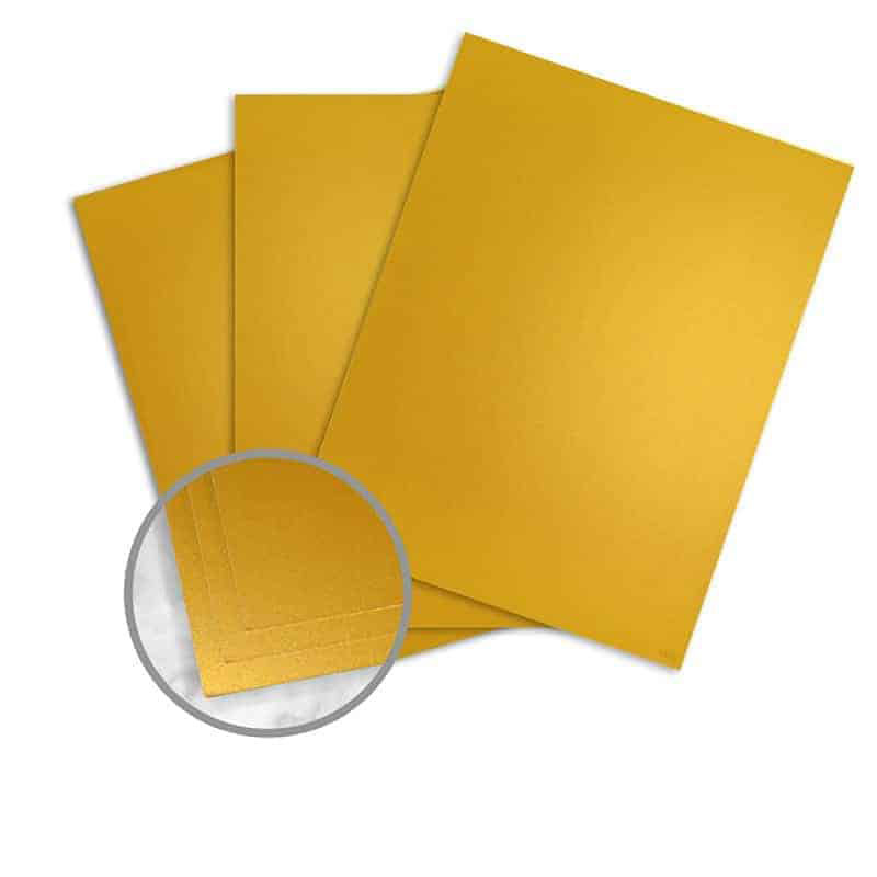 pearlized-gold-card-stock