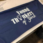 young thinkers tablecloth