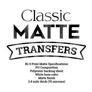 Classic-Matte