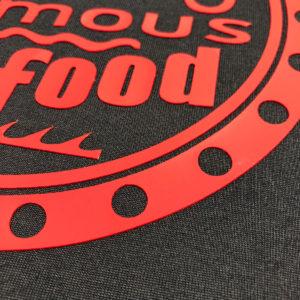 jsf shirt close-up