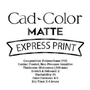 Semi-Matte-Cad-Color